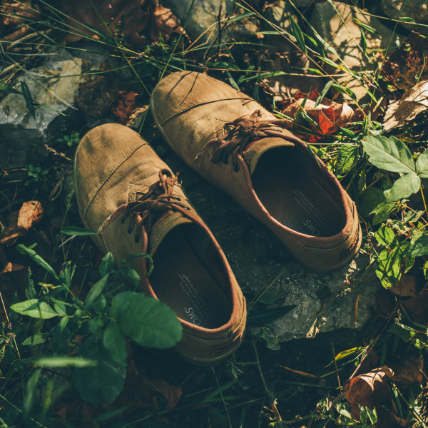 I Hate Feet // A Love Letter // Nashville Forest Shoot